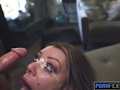 PORNFIDELITY Karma Rx Has Passionate Sex With Charles Dera