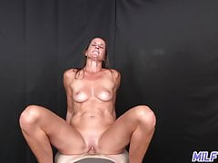 MILF Trip - Athletic MILF takes thick cock - Part I