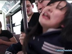 Jav Idol Suzu Ichinose Gangbang On Bus Multiple Creampies