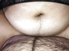 Bouncing BBW with creamy finish!