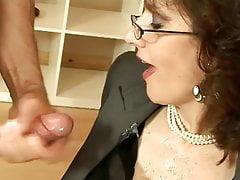 Lady Sonia Die Sperma Schlampe