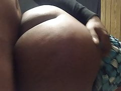 Fucking a big booty grandma from Kroger
