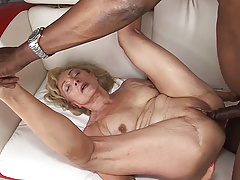 our moms first big cock interracial fuck lesson