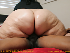 Phat Ass Milf Bootica Drives Stick