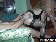 Fucking ass and spreading squirt for Antoinetta