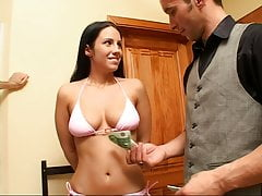 Czech Katarina Ganbanged and 'Pied