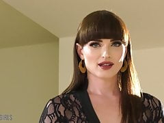 He Dreams To Fuck His Hot Trans Roommate Natalie Mars
