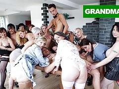 Biggest Granny Fuck Fest part 2