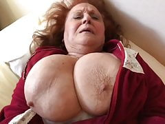 The HOTTEST Amateur Granny Still Craving Young Cock