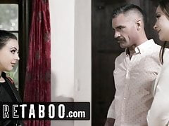 PURE TABOO, Cheating Husband's Mistress Shows Up at His House